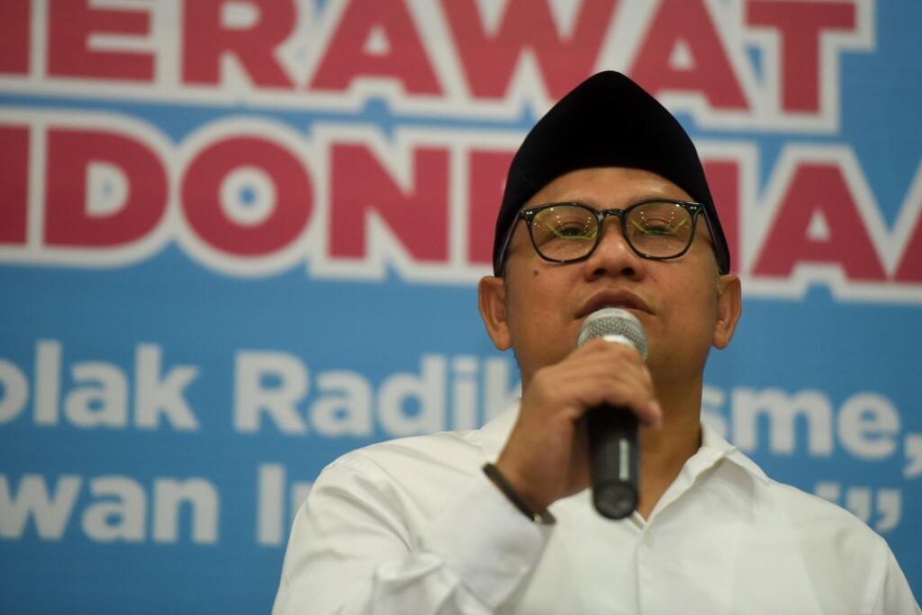 Nasib Cak Imin di Daftar Cawapres Jokowi Buram