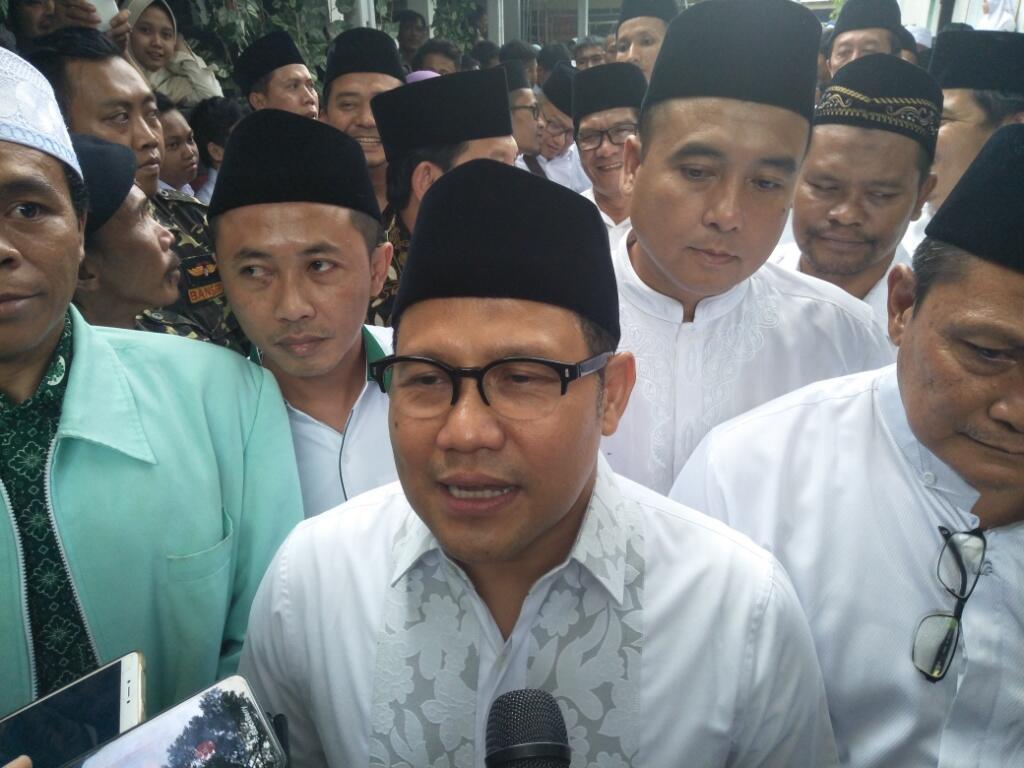 PKB Hakulyakin Cak Imin Masuk Daftar Cawapres Jokowi