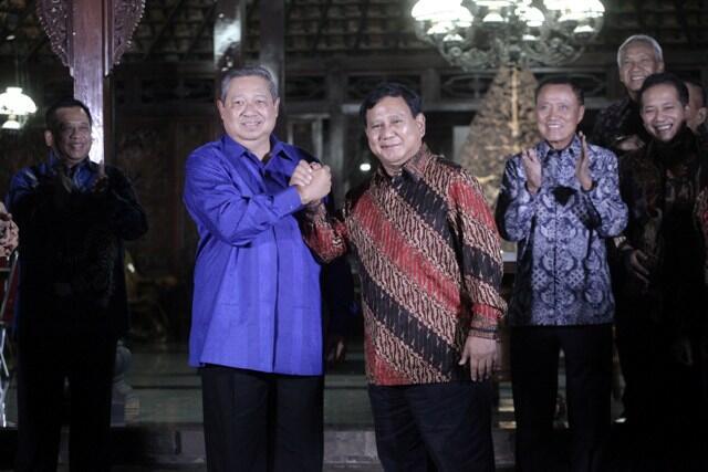 Manuver Demokrat Bisa Buat Koalisi Gerindra-PKS Goyah