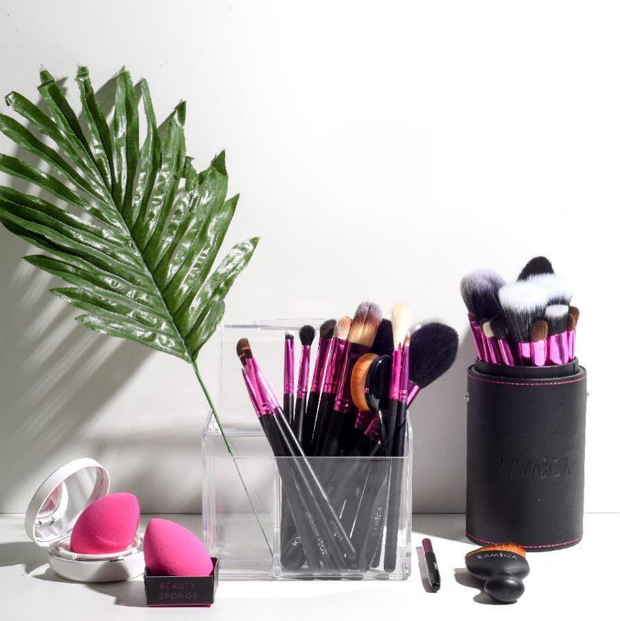 7 Rekomendasi Kuas Makeup Keluaran Merek Lokal