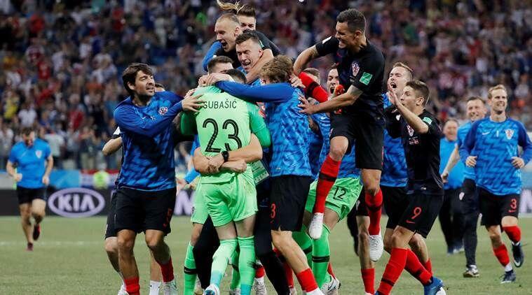 Ini Kekuatan Utama Semifinalis Piala Dunia 2018