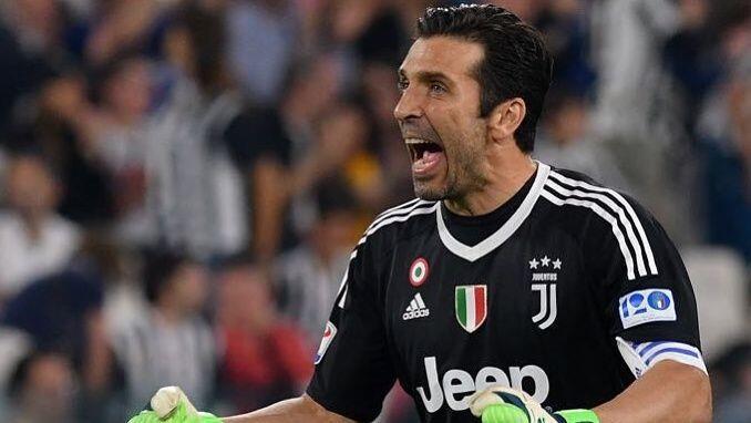 Buffon: Aku Takkan Heran Melihat Ronaldo di Juventus