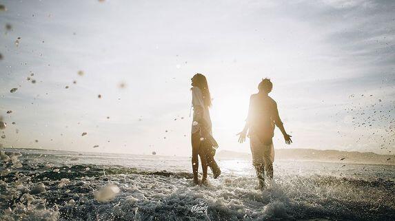 10 Destinasi Honeymoon ala Nadine & Dimas, Romantisnya Bikin Iri!