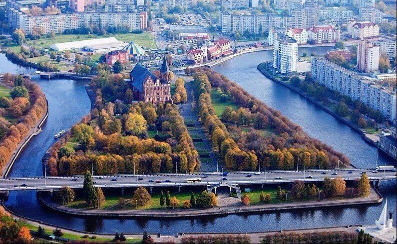 Kaliningrad, Saksi Bisu Antara Perang Dunia dan Piala Dunia