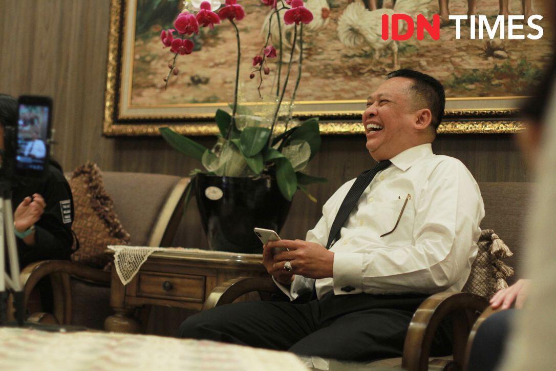 Ketua DPR RI Ingin Asian Games Bebas dari Terorisme