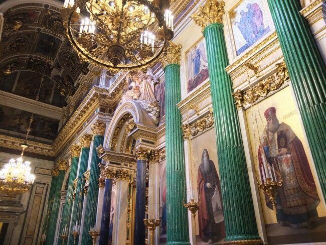 Menilik St. Isaac Cathedral, Gereja dengan Arsitektur Unik di Rusia
