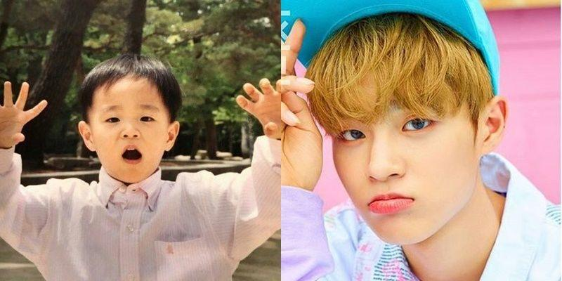 Transformasi 11 Member Wanna One dari Imut Hingga Bikin Klepek-klepek
