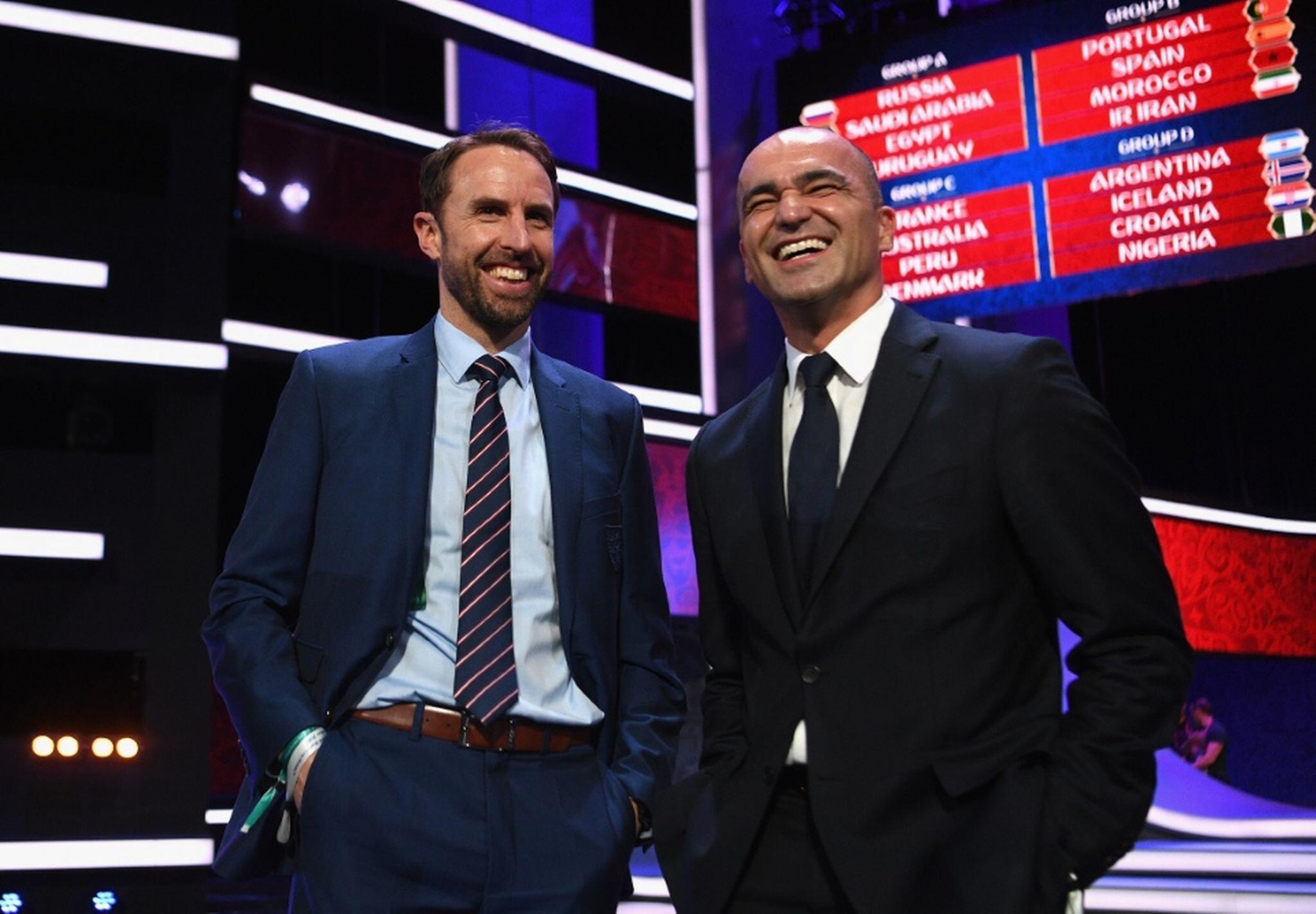 Martinez-Southgate: Gagal di Liga Inggris, Bertaji di Piala Dunia
