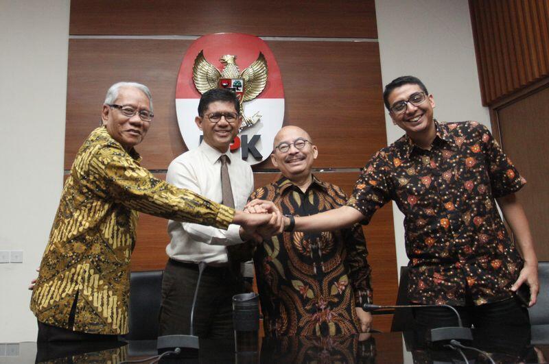 KPK Diminta Bantu Cek Rekam Jejak Calon Hakim Mahkamah Konstitusi