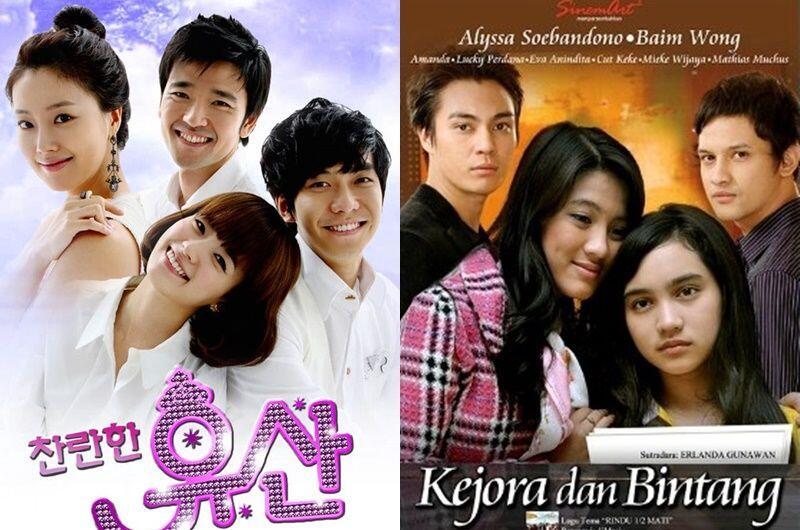 5 Sinetron Indonesia yang Ceritanya Mirip Banget Sama Drama Korea