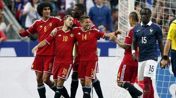 Inilah Hasil Head To Head Terakhir Antara Prancis vs Belgia