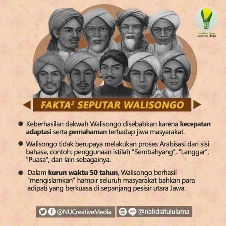 FAKTA-FAKTA SEPUTAR WALISONGO