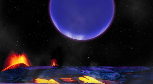 10 Planet Paling Misterius Di Alam Semesta