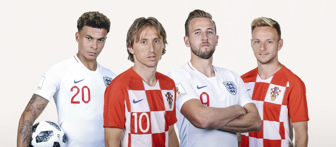 Apakah Kroasia Ataukah Inggris Yang Akan Maju Kebabak Final ?