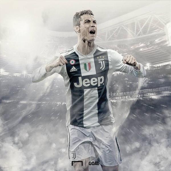 Fakta Mencengangkan Gaji Cristiano Ronaldo di Juventus
