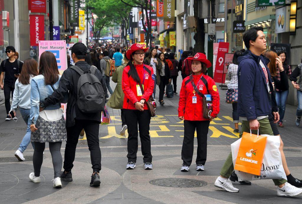 Seoul Mobile Tourist Offices Dan Call Center Untuk Wisatawan