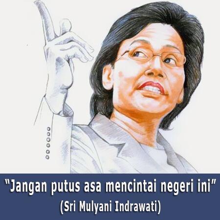 Duet Jokowi - Sri Mulyani untuk Indonesia