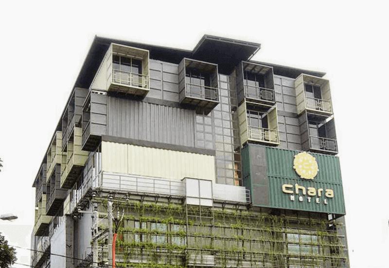 Hotel Kece di Bandung