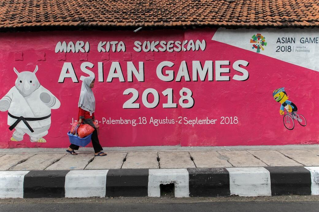 Promosi Asian Games Dinilai Masih Minim