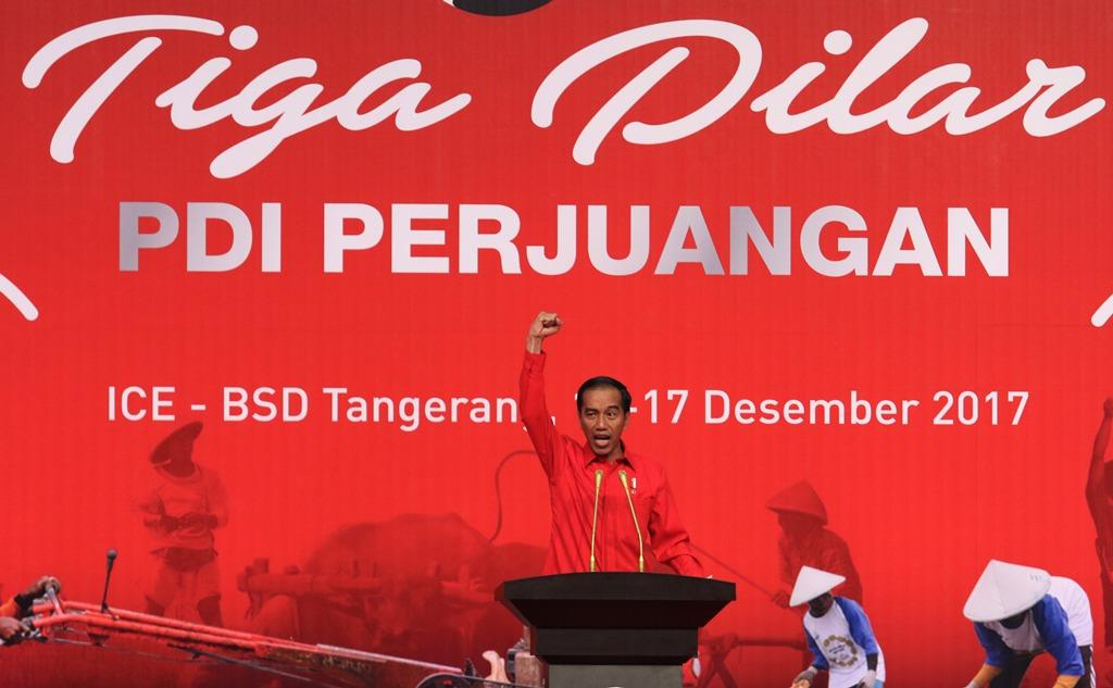 Cawapres Jokowi Dipastikan Capres 2024