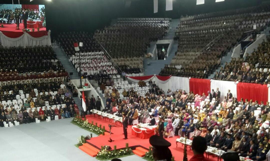 Jokowi: Indonesia 10 Besar Negara Teraman di Dunia