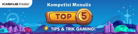 5 Tips Dan Trik Buat Gamers Pemula