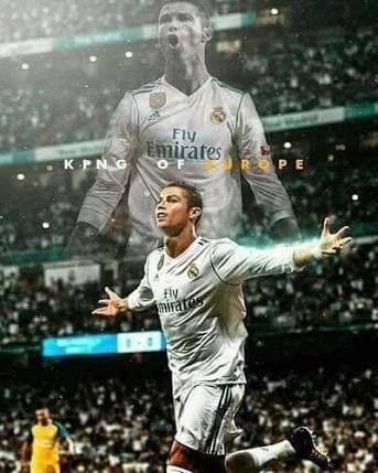 Thank You Cristiano!!!