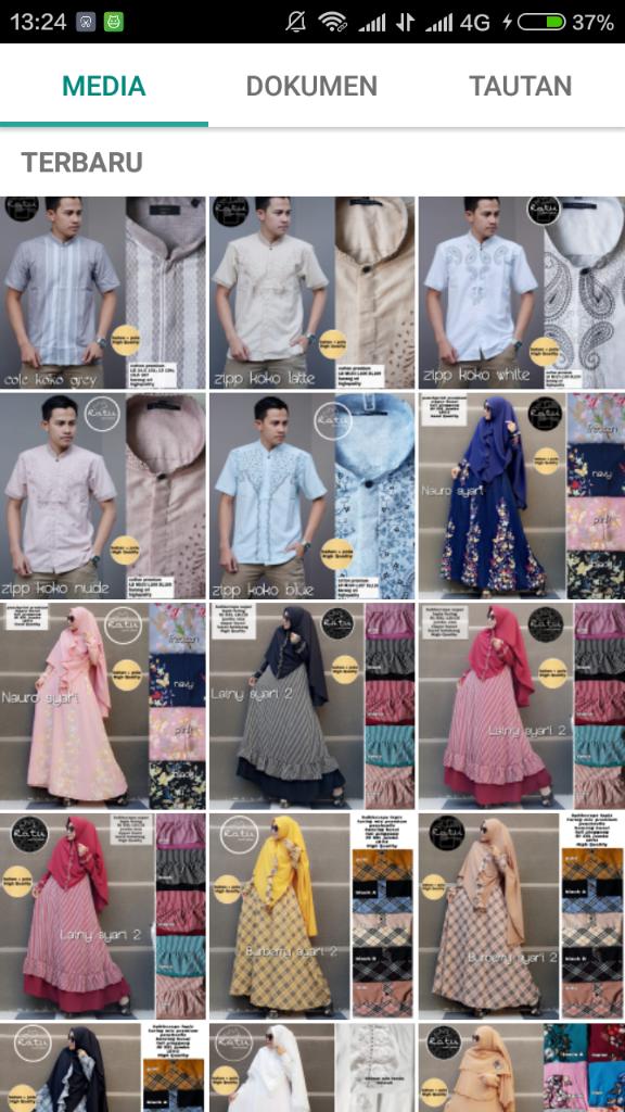 Dicari Reseller / Dropshiper Fashion