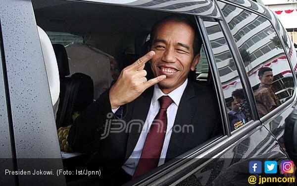 Kata Siapa Masyarakat NTB Pasti Mendukung Jokowi