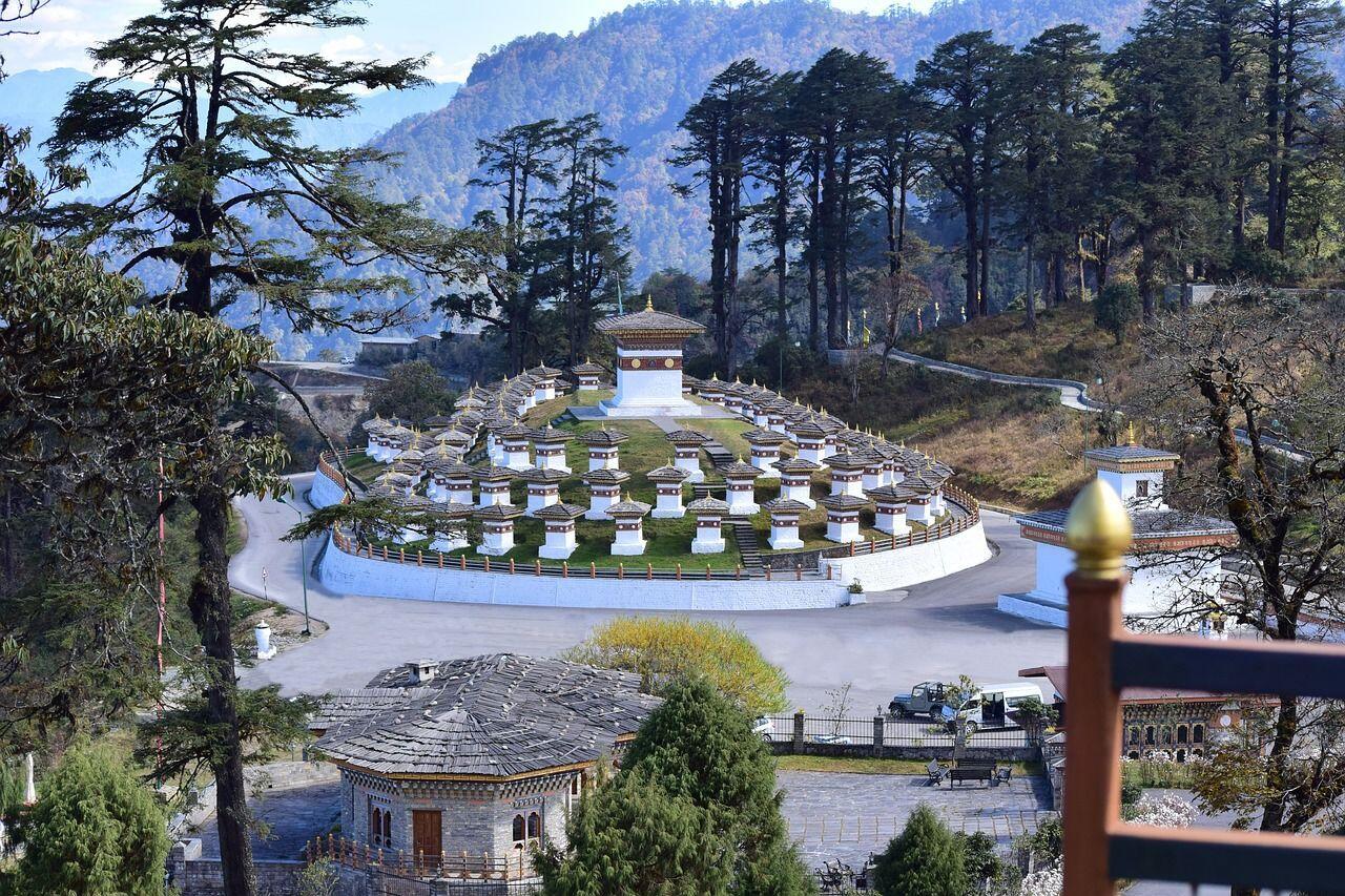7 Destinasi Wisata Terbaik di Bhutan, Tempat Nadine-Dimas Menikah