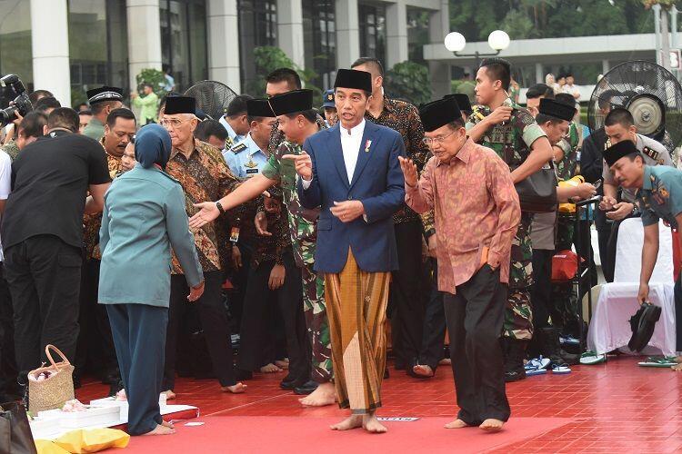 Gaya 5 Kandidat Cawapres Jokowi di Pemilu 2019, Siapa Paling Kece?