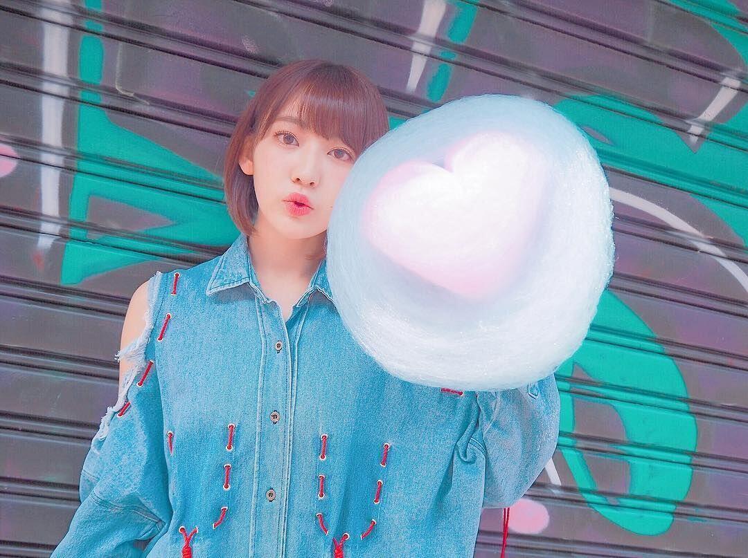 Rebut Posisi Center Produce 48, Ini 10 Potret Manisnya Miyawaki Sakura