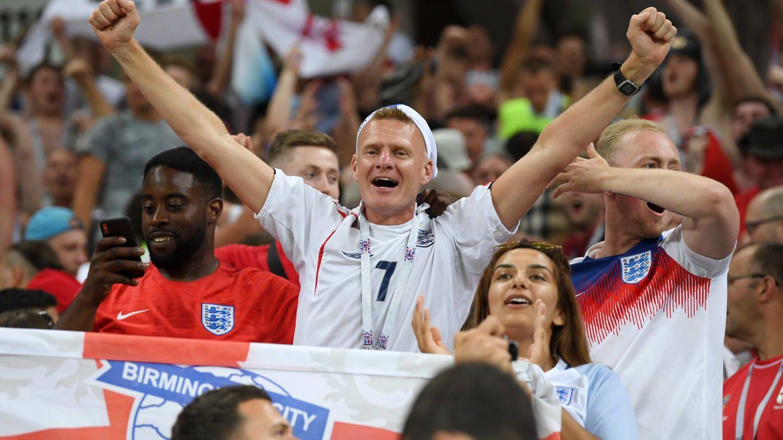 Polisi Siap Hukum Fans Inggris yang Berbuat Onar