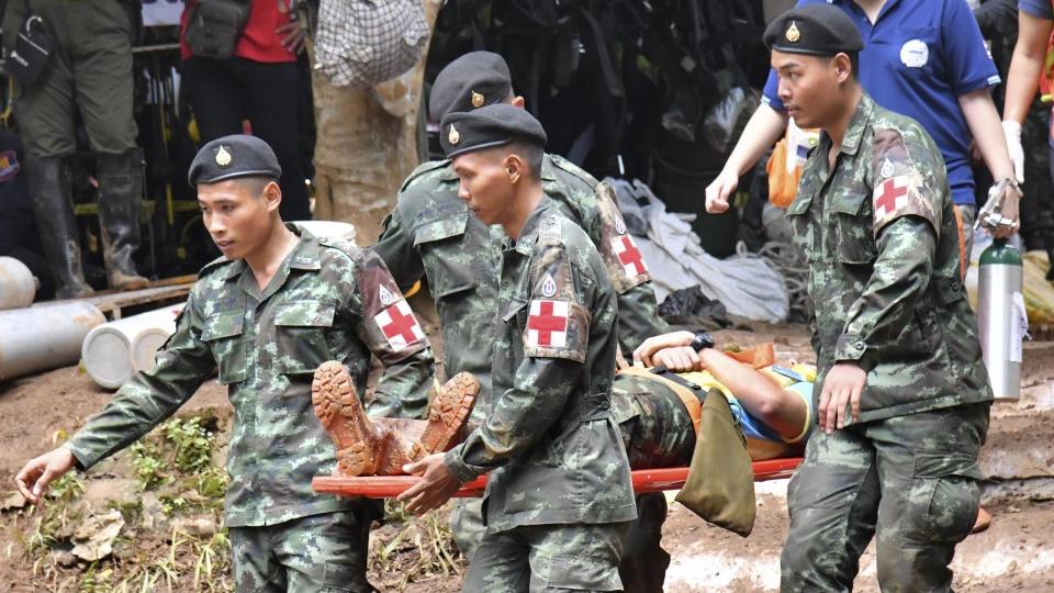 Ini Identitas 13 Orang yang Terjebak di Gua Tham Luang Thailand