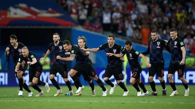 Piala Dunia 2018: Hasil Lengkap Babak Perempat Final