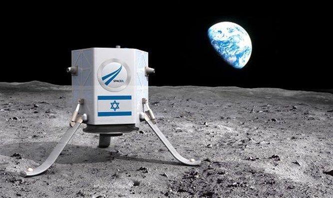 Tahun Depan, Pesawat Ruang Angkasa Israel Mendarat di Bulan