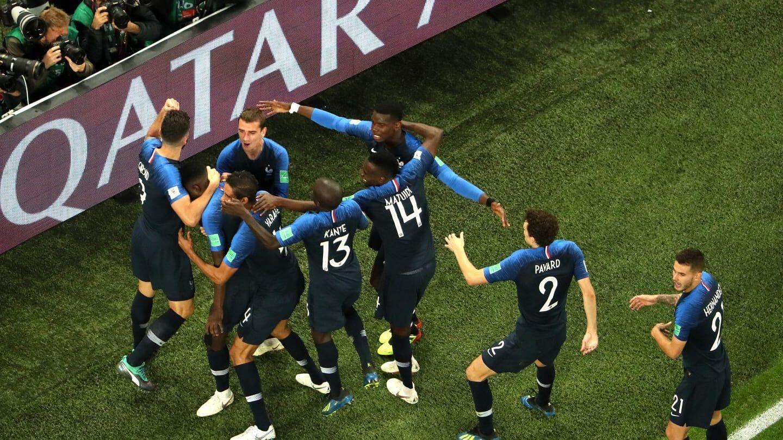 Rangkuman Singkat Perjalanan Prancis Menuju Final Piala Dunia 2018
