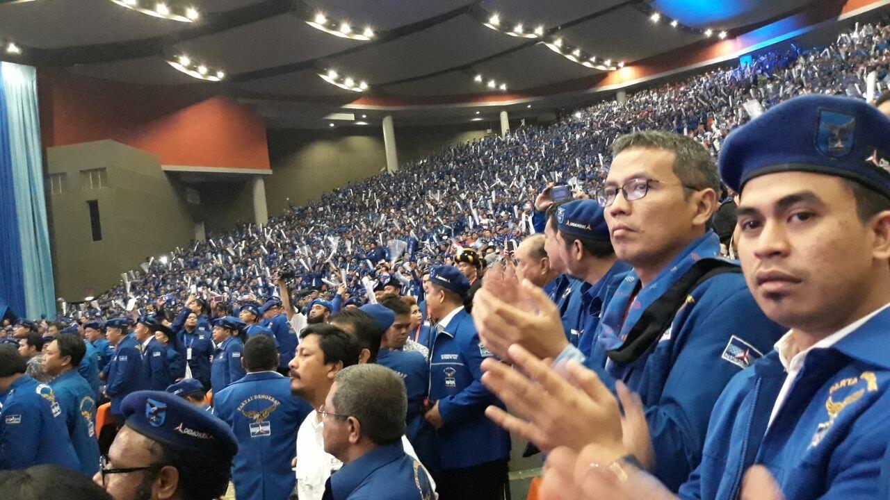 Demokrat Tak Halangi TGB jika Ditarik Jokowi Menjadi Cawapres