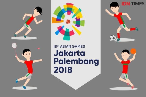 Menpora Optimis Indonesia Masuk 10 Besar Asian Games