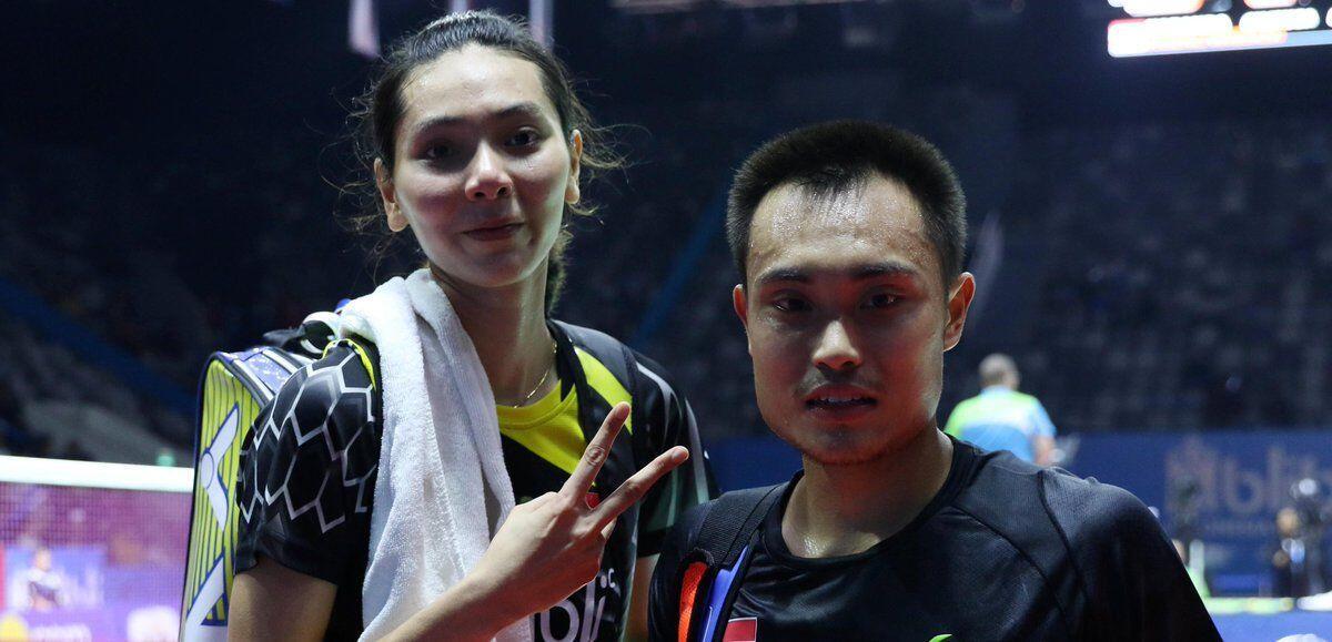 Begini 'Rapor' Pemain Indonesia di Hari Pertama Thailand Open 2018