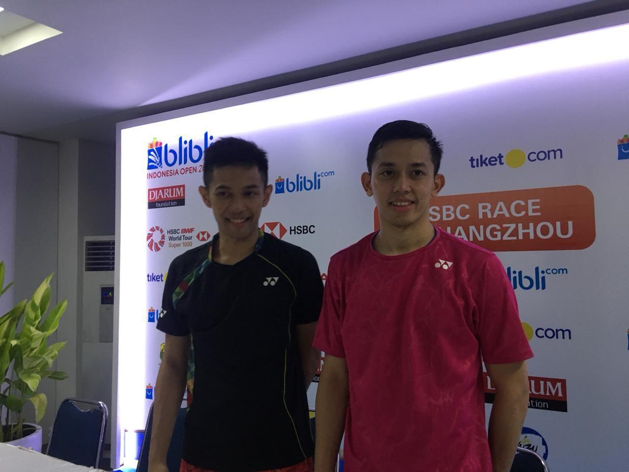 Asian Games 2018: Profil Fajar Alfian, Tak Menyangka Bisa Masuk Tim