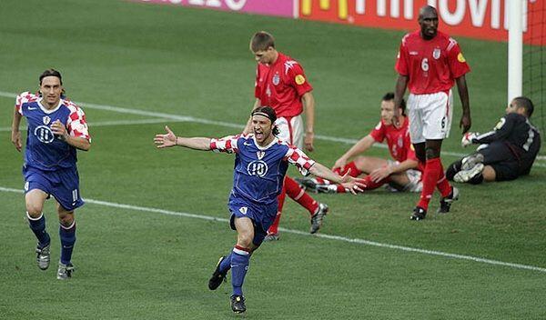 Ini 5 Pertemuan Terakhir antara Kroasia vs Inggris