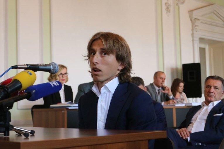 Apa yang Membuat Luca Modric Tak Dianggap Pahlawan di Negaranya?