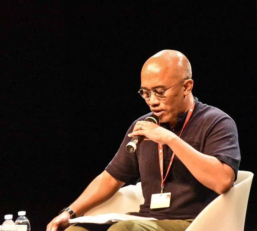 Ary Indra Spiritualitas Jawa di Dunia Arsitektur Internasional