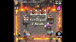 [TOP 5] Tips & Trick Bermain Game CLASH ROYALE