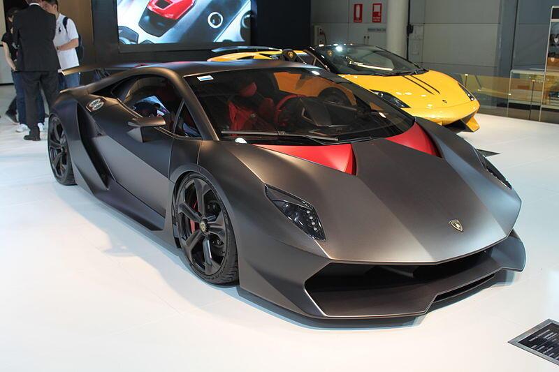Wow! 5 Mobil Ini Harganya Fantastis, Bahkan Triliunan