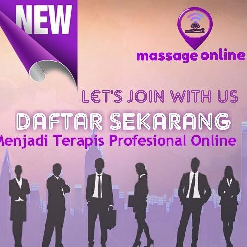 Info lowongan Kerja Menjadi Terapis Mitra massage Online