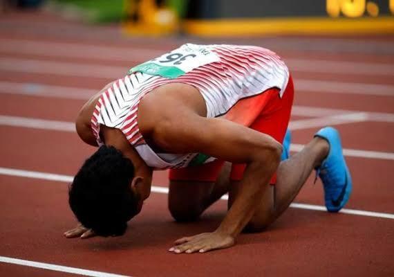 Perkenalkan Lalu Muhammad Zohri Pemenang Lomba Lari IAAF World U20 Di Amerika Serikat