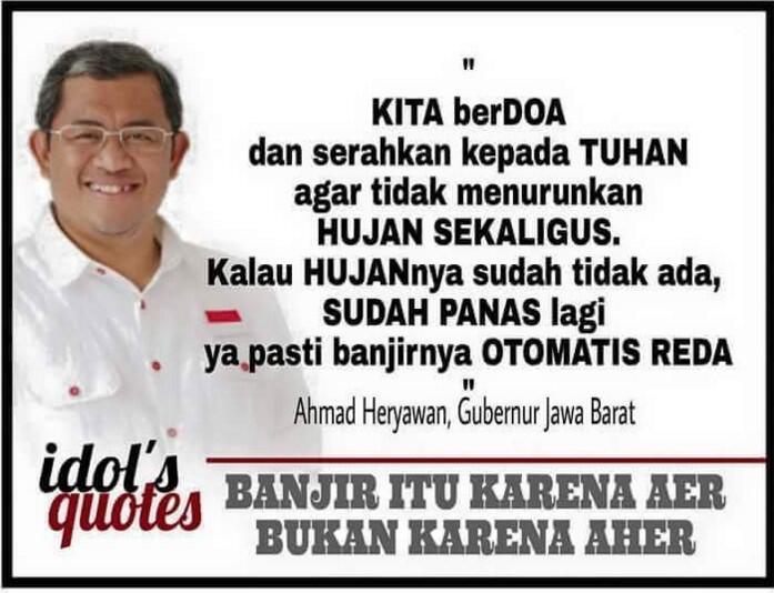 Gerindra Sebut Aher Layak Dampingi Prabowo karena Berprestasi