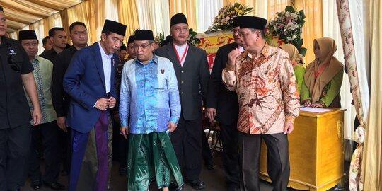 3 Intelektual muslim yang 'diserang' setelah merapat ke Jokowi